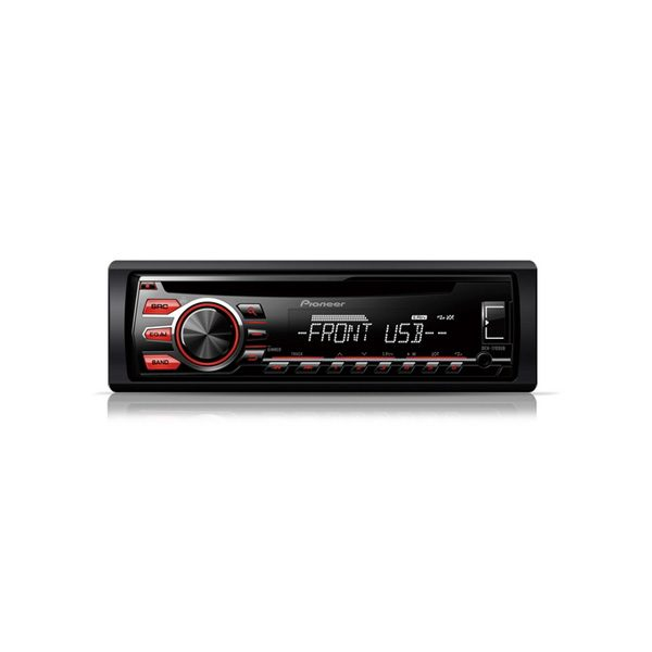 Pioneer DEH-1700UB Radyo/Cd/Mp3 Çalar USB Girişli