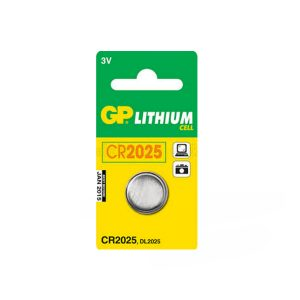 GP - CR2025 Oto Alarm Pili 3 Volt
