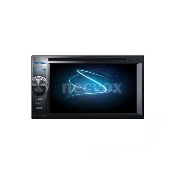 Necvox DVA-6203HD Navigasyon Bluetooth/Tv/Dvd Oynatıcı Double-Din