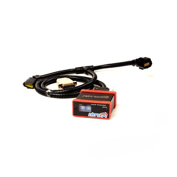 NitroData Tuning Box Diesel Araçlar için Performans & Tasarruf Cihazı