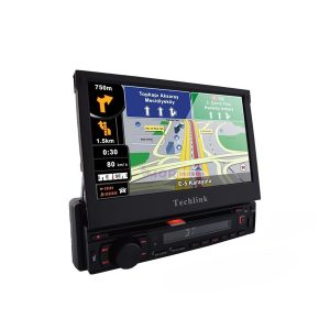 Techlink TE-7510 IN-DASH Navigasyon / DVD / Tv / SD Card/ USB Çalar